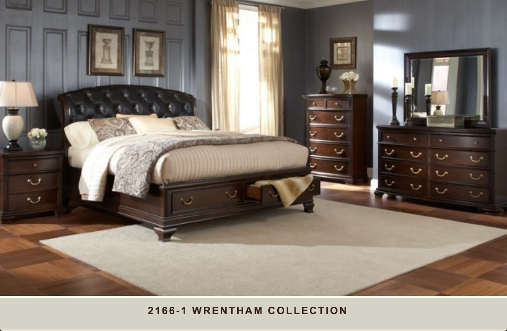 collection wrentham wrentham collection bed queen buy