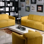 Tremendous Modern Franco Bonded Leather Sofa Set Buy Furniture In La Ocoug Best Dining Table And Chair Ideas Images Ocougorg